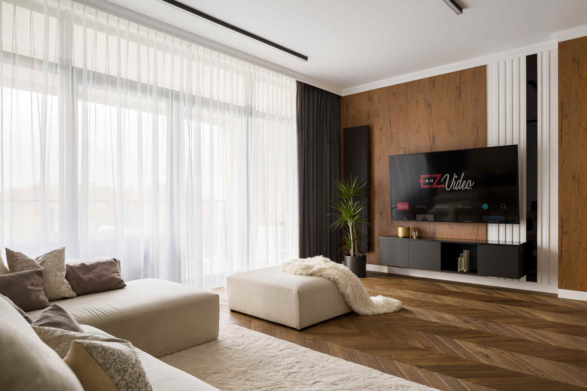 EZVideo Living Room